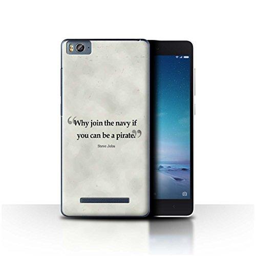 Stuff4 Var voor XIA-CC Beroemde citaten Xiaomi Mi 4C Steve Vacatures