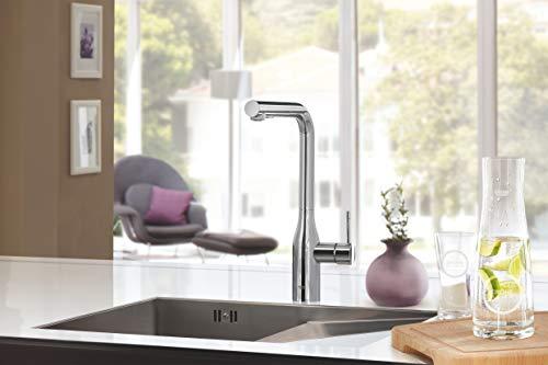 Grohe – Essence Küchenarmatur mit herausziehbarer Spülbrause - 7