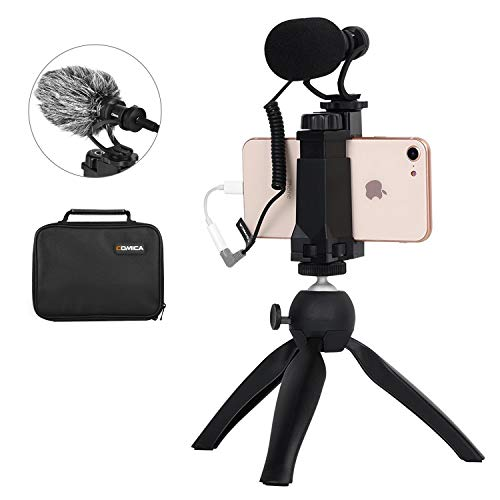 Comica Smartphone Video Kit CVM-VM10-K2