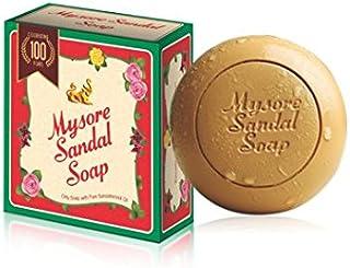 Mysore Sandal Soap, 75g, [Pack of 5]