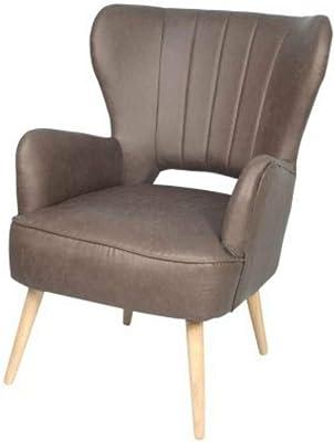 en.casa]®] Set de 6 sillas de diseño - 82,5 x 54cm Gris ...