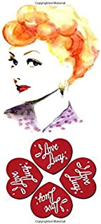 i love lucy notebook: official i love lucy notebook, perfect diary, notebook for taking notes and daily tasks,120 blank li...