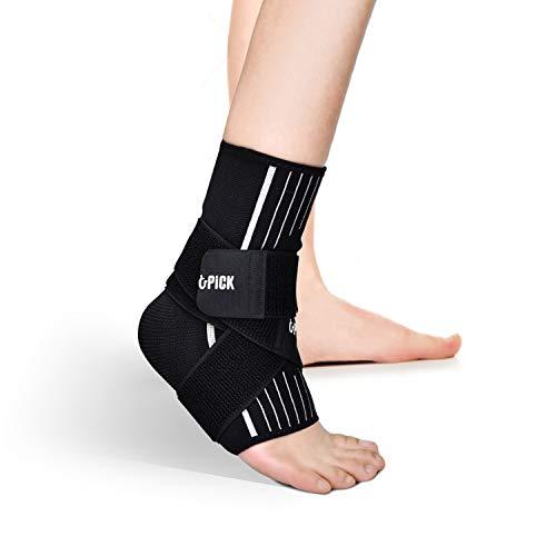 Plantarfasziitis-Socke mit Fußgewölbeunterstützung, lindert Schwellungen, Achillessehne und Knöchelbandage mit Kompression effektiv Gelenkschmerzen Fußschmerzen Linderung von Fersensporn, 1 Stück
