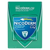 Nicotine Transdermal System - NicoDerm CQ STEP 1 - 3 Week Kit - 21 Clear 21 mg Nicotine Patches