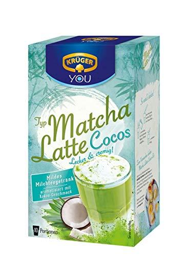 Krüger You Matcha Latte Cocos 250g ( 10 x 25g Beutel )