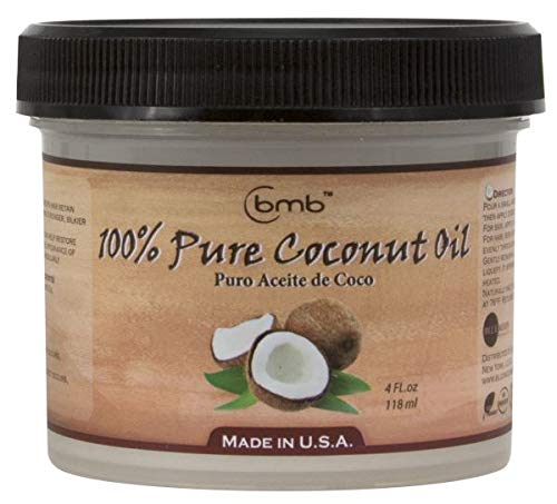 Bmb Pure Coconut Oil (Pack of 3)