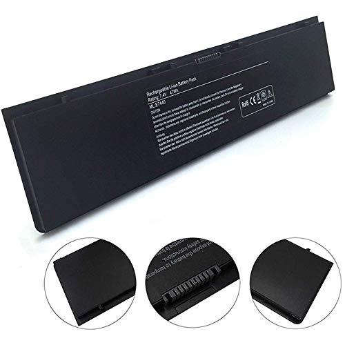 E7440 Laptop Battery Compatible Dell Latitude E7450 E7420 E225846 Series 34GKR 3RNFD PFXCR F38HT T19VW G95J5,0G95J5 5K1GW [7.4V 47WH Black]-18 Months Warranty
