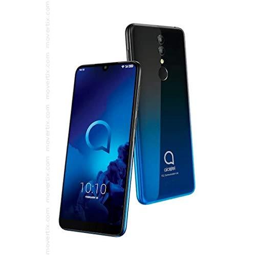 Alcatel 3 - Smartphone (RAM de 3 GB, Camara 13 MP, bateria 3500 mAh, Android), Color Negro