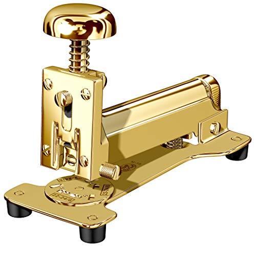 El Casco: Grapadora M15L   Oro 23 quilates