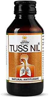 Kerala Ayurveda Tussnil Syrup (Ayurvedic Cough Syrup) -100 Ml