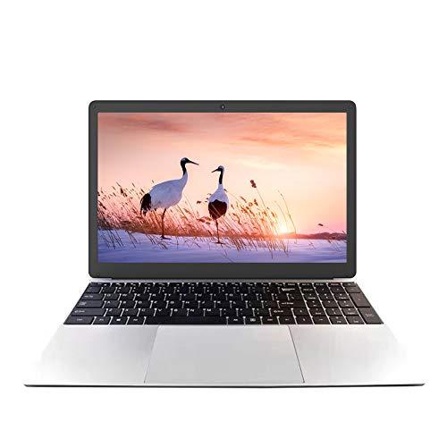 15,6 Zoll Laptop Notebook, 1920 x 1080 Full HD Matt, Windows 10 Pro Betriebssystem, Intel J4125 / J4115 Quad Core CPU, 8 GB RAM, 128 GB SSD, Ziffernblock, Bluetooth