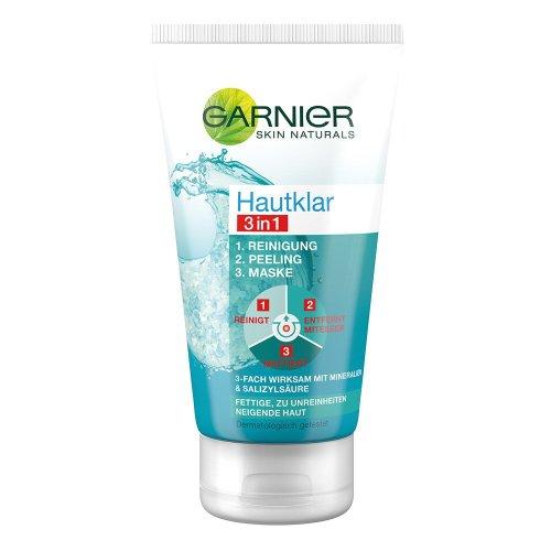 Garnier Hautklar 3 in 1, 150ml