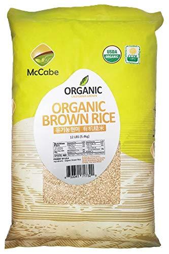 McCabe Organic Brown Rice, 12-Pound