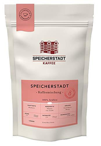 Speicherstadt Kaffee - Kaffeemischung gemahlen 100% Arabica - 250g