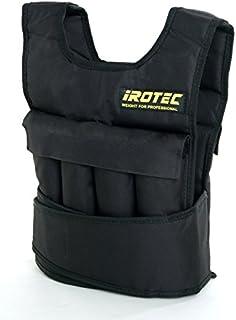 IROTEC(アイロテック)NEWアジャストパワーウエイトベスト10KG/筋トレ?体幹?懸垂?ダンベル?スクワット