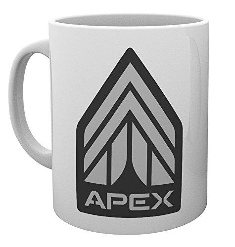 GB Eye LTD, Mass Effect Andromeda, Apex Symbol, Taza