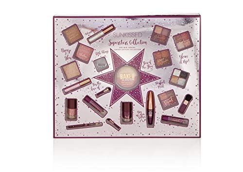 Sunkissed Superstars Makeup Collection Miniature Heroes Limited Edition Gift Set