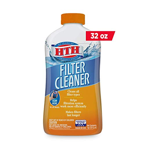 Filter Cleaner - 32 oz.