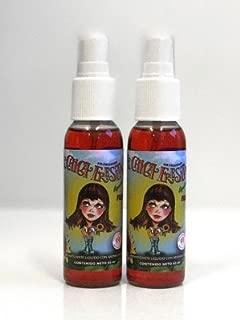 V Spec Liquid-CF-2pk La Chicca Fresita Liquid Automotive Air Freshener Spray, Strawberry