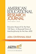 American Educational Research Journal: Volume 54: Supplement 1: April 2017