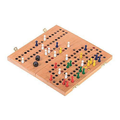 Square - Barrikade B-255- Brettspiel aus Holz - Blockade
