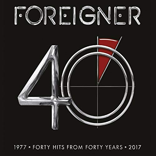 Foreigner: 40 [Vinyl LP] (Vinyl (Standard Version))