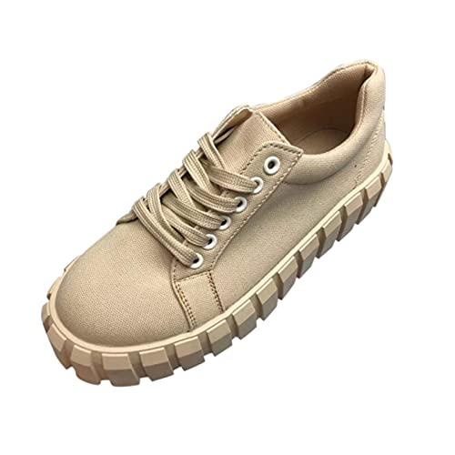 Corlidea Zapatos de princesa para niña, diseño floral, suela de goma suave, sandalias con velcro, color Marrón, talla 38.5 EU