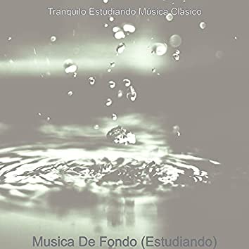 Musica De Fondo (Estudiando)