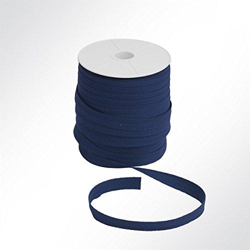 LYSEL Acryl Einfassband dunkelblau, (L) 10m