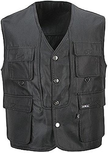 MJJ  Personnalité vest pocket. pêche gilet gilet. reporters réalisé des deux Côtés de porter des gilets