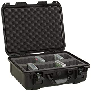 Turtle Case LTO Tape Waterproof Protective Case - 30 Capacity (with Jewel case)