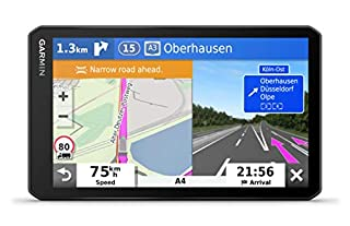 Garmin dēzl LGV700 MT-D Truck Sat Nav with 7-Inch Display and Custom Truck Routing, Black (B088MPCXB3) | Amazon price tracker / tracking, Amazon price history charts, Amazon price watches, Amazon price drop alerts