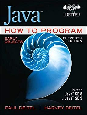 Java How to Program, Early Objects (Deitel: How to Program)