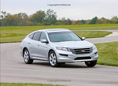 Honda Accord Crosstour EX: 120 pages with 20 lines you can use as a journal or a notebook .8.25 by 6 inches.