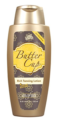 Art of Sun Trend Tanology Buttercup Rich Tanning Lotion ohne Selbstbräuner 250 ml Solariumkosmetik - By Beauty & Legwear Store