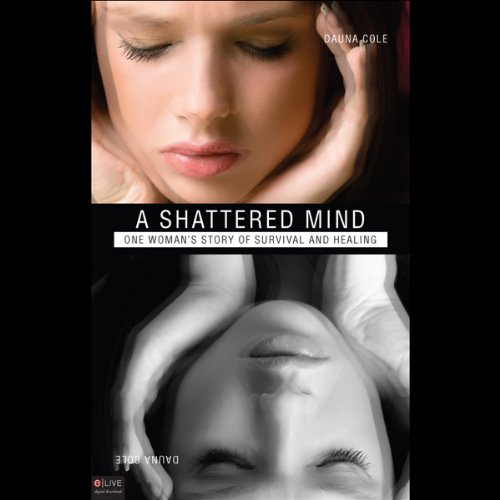 A Shattered Mind audiobook cover art