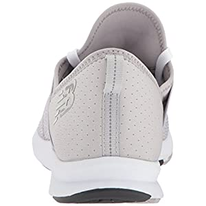 New Balance Women's FuelCore Nergize V1 Sneaker, Overcast/White/Heather, 6 M US