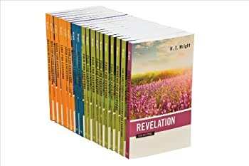 New Testament for Everyone  Complete Eighteen-Volume Set  The New Testament for Everyone