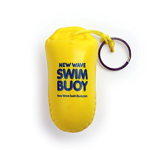 New Wave Swim Buoy New Wave Floating Key...