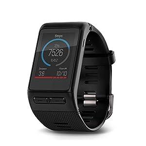 Garmin Vívoactive HR GPS Smart Watch, Regular fit - Black (Renewed)