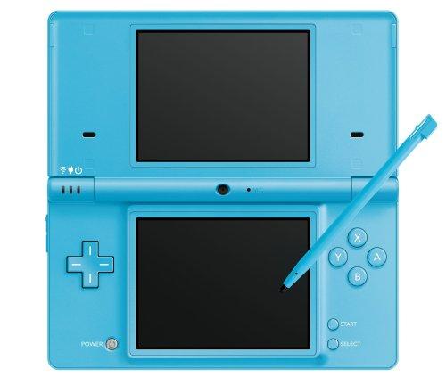 Console Nintendo DSi Bleu Clair [Importación francesa]