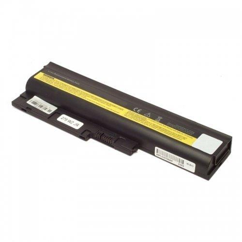 MTXtec Accumulateur Li-ion 5200 mAh 10,8/11,1V compatible avec ThinkPad T61 (6460), ThinkPad R60 (9461),ThinkPad R61i (8943), ThinkPad T60 (1951), IBM Lenovo ThinkPad SL500 (2746), ThinkPad T61p (6457), ThinkPad W500 (4062), ThinkPad R60e (0657), 92P1137, 92P1139, 92P1138, 40Y6799 pour IBM LENOVO ThinkPad T500 (2082)