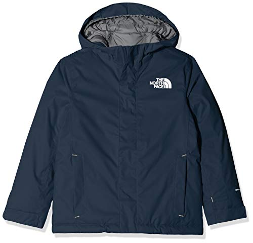 THE NORTH FACE Kinder Jugendliche Snow Quest Jacke, Blue Wing Teal, S