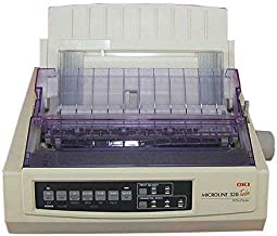 $430 » OKI 62411601 - Oki MICROLINE 320 Turbo Dot Matrix Printer - 9-pin - 435 cps Mon