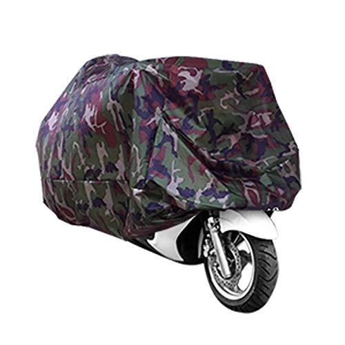 Accesorios para Motocicletas Impermeable Al Aire Libre Interior Motocicleta Cruceros Calle Deporte Bicicletas Cubierta UV Protectora Moto Polvo de Lluvia para Todas Las Temporadas