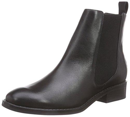 ALDO Damen Cydnee Chelsea Boots, Schwarz (Black Leather 97), 41 EU