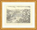 Kunstdruck Durach Merian_PP 039 - Caseta de ovejas...