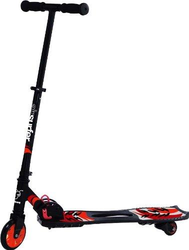 JD Bug Air Surfer - Patinete Rojo Rojo Talla:760 x 310 x 910 mm