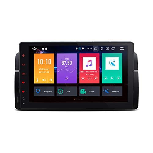 AUTORADIO 9' XTRONS Android 9.0 per BMW E46 M3 64GB 4GB