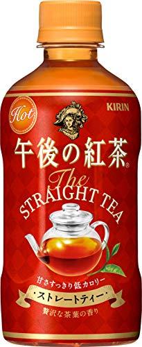 午後の紅茶 ストレートティー ホット 400ml×24本 PET